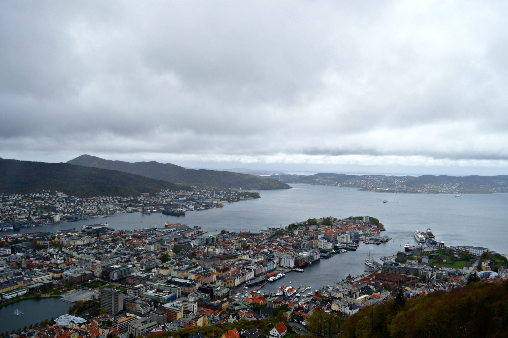 Bergen Norway Sightseeing – 5 things to do