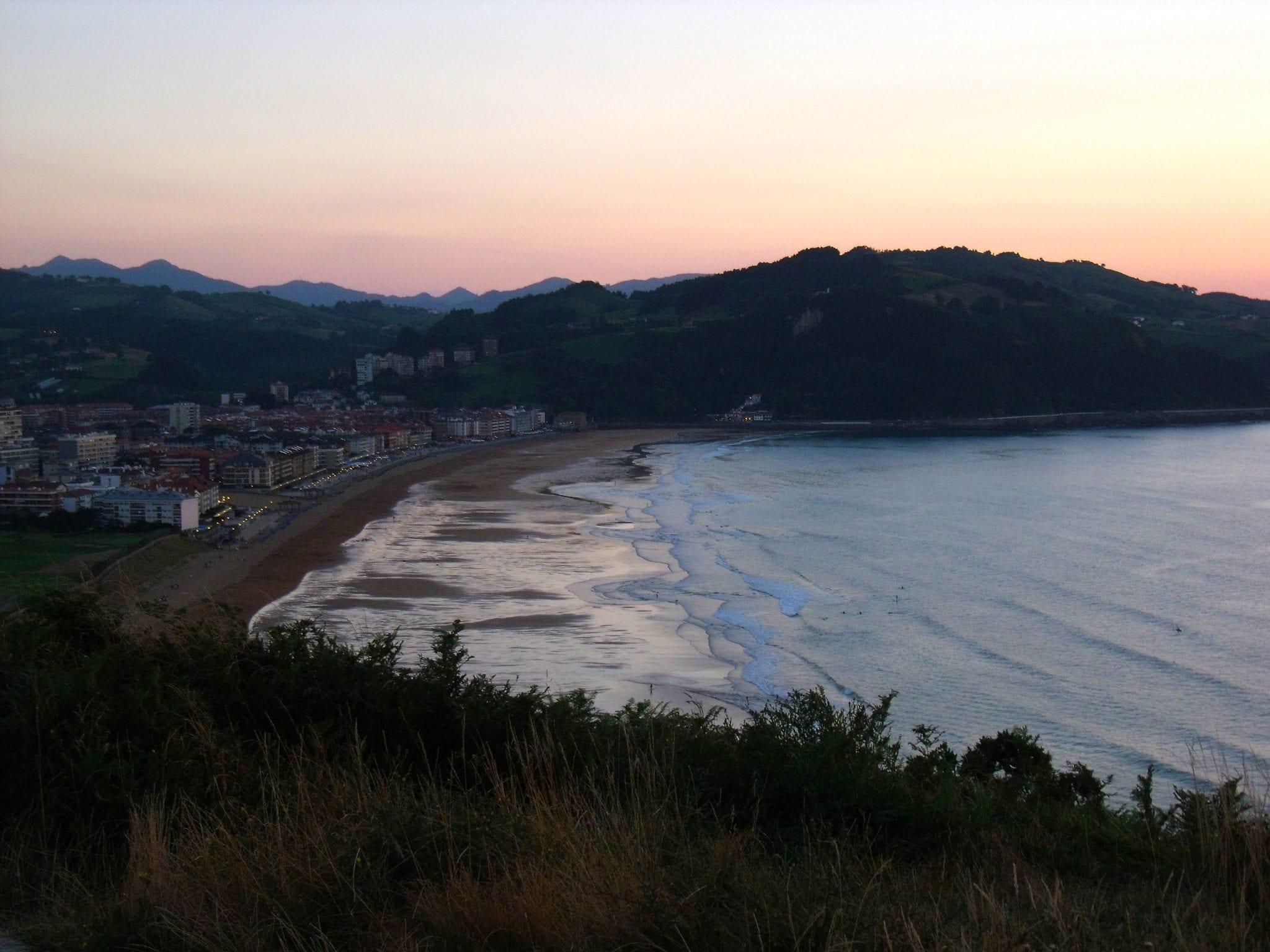 Zarautz Surf Trip – Spain