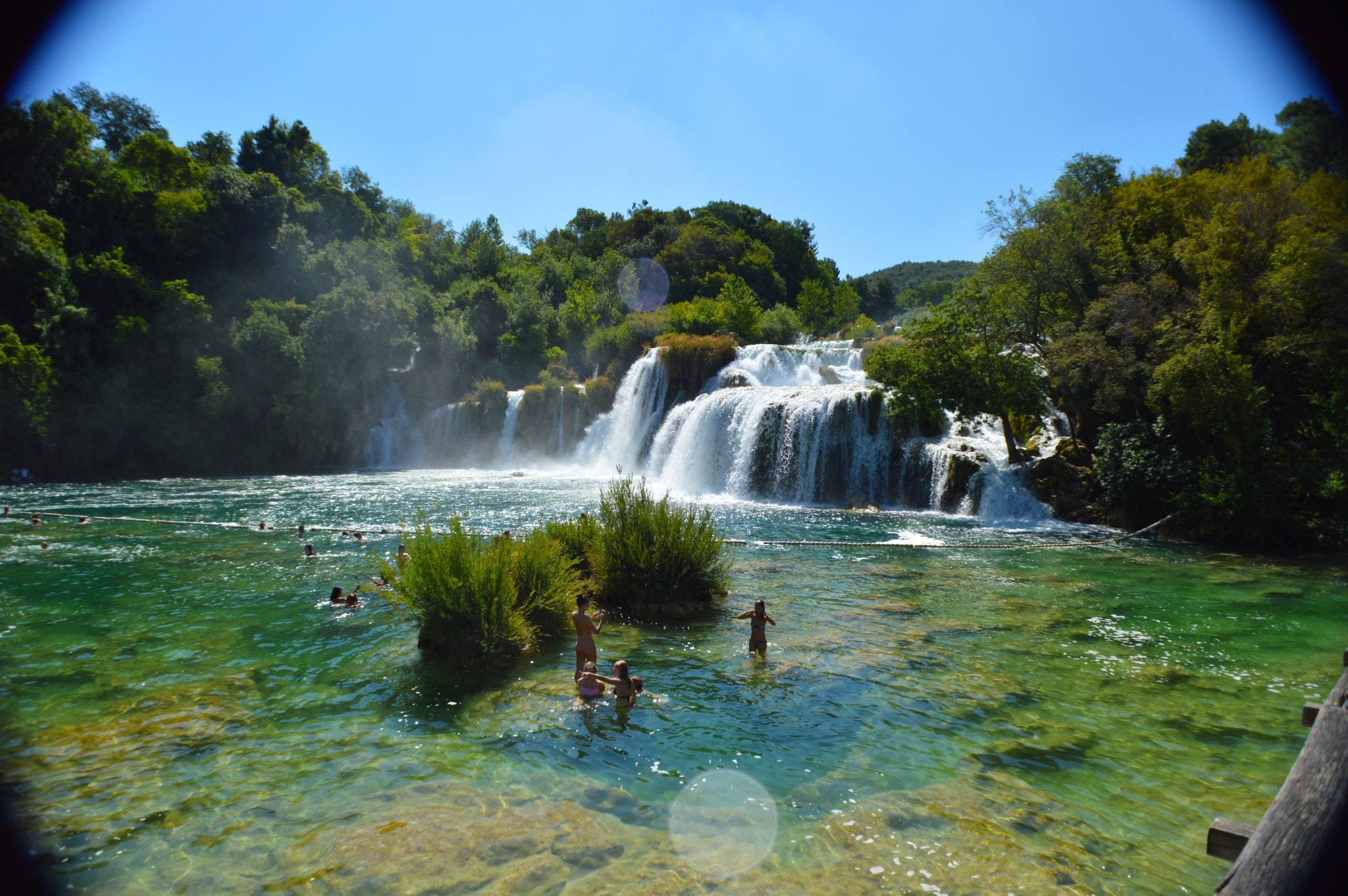 Krka National Park – Prachtige Watervallen in Kroatië