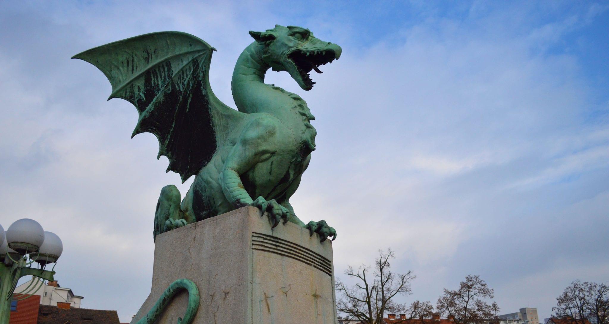 Top 7 sights in Ljubljana, Slovenia