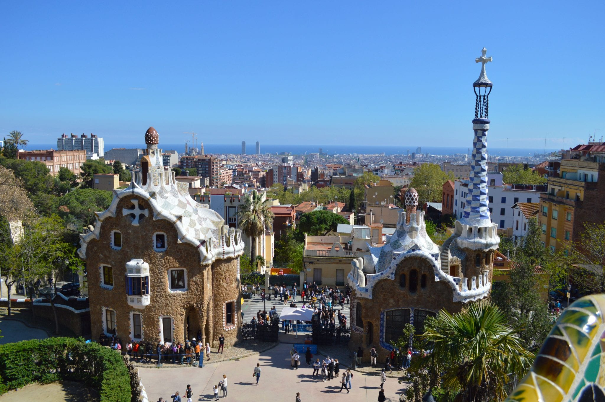 10 Bezienswaardigheden in Barcelona – Stedentrip