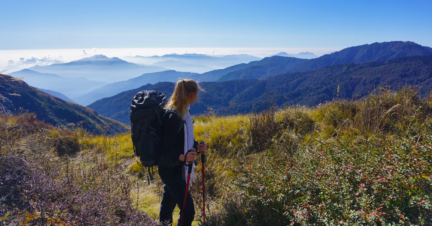 Nepal itinerary – backpack route for 2 – 3 weeks