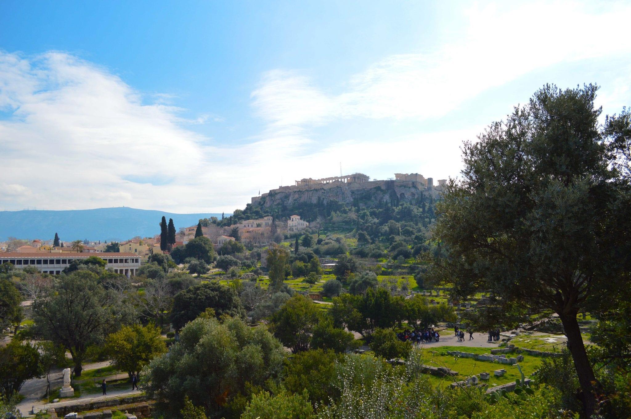 15 Bezienswaardigheden in Athene – Stedentrip
