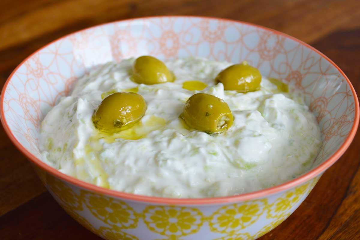 Tzatziki – Heerlijk Grieks Recept