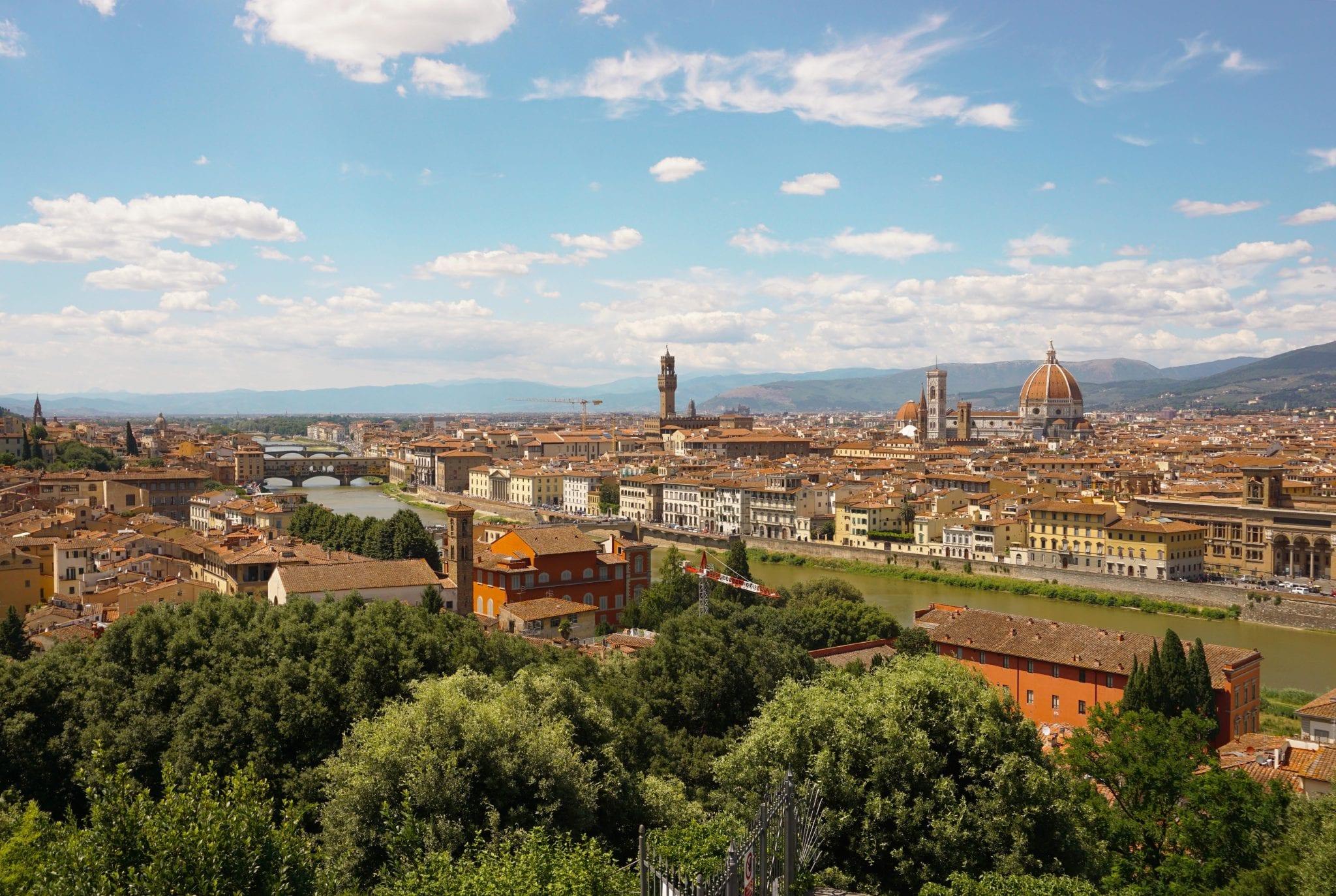 Bezienswaardigheden in Florence in 1 dag – Stedentrip