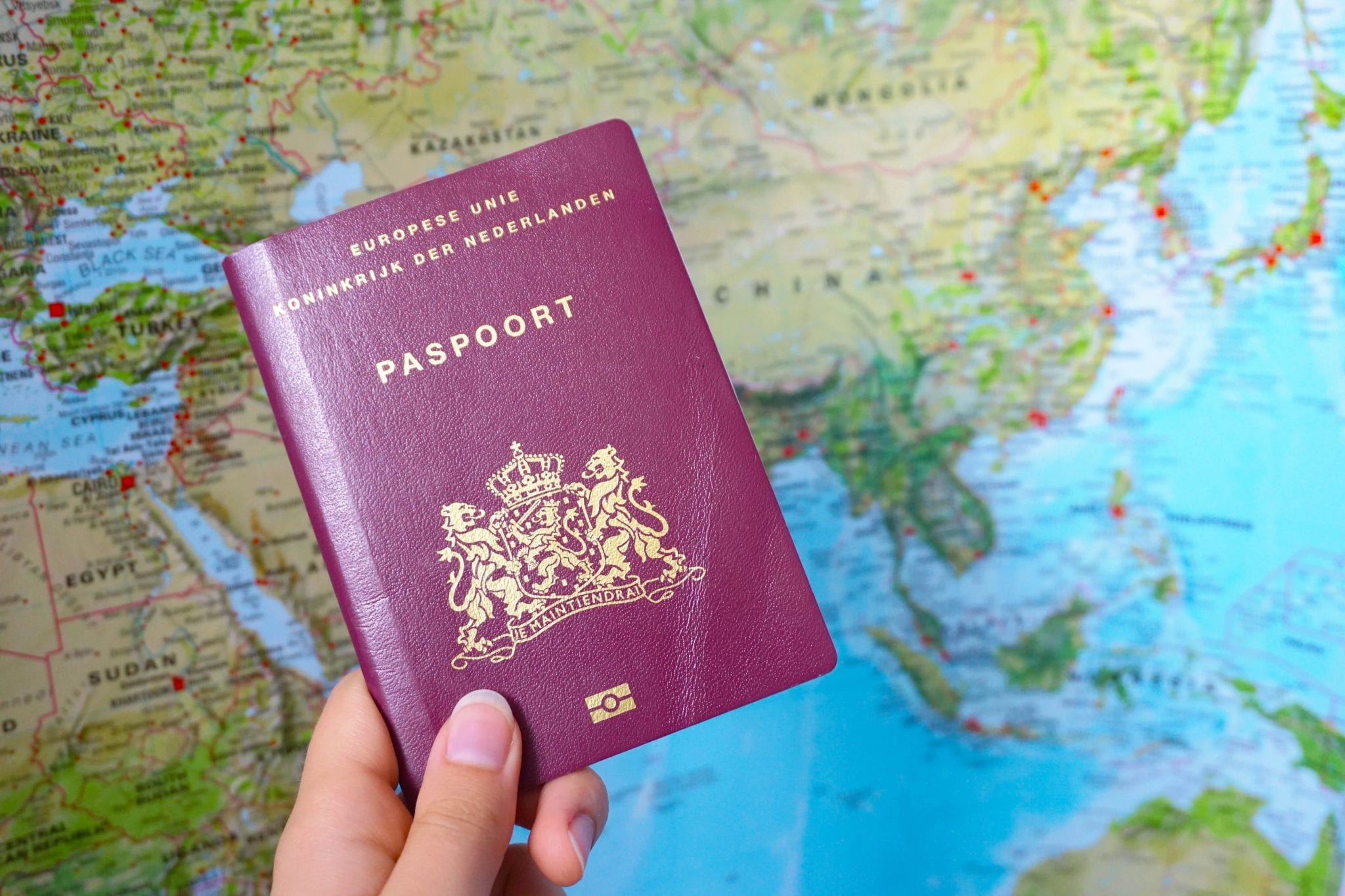 Visum aanvragen Thailand, Laos, Vietnam en Cambodja