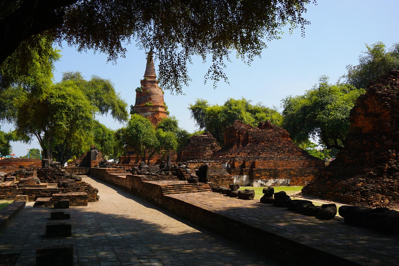 Ayutthaya Thailand – 8 Mooiste Tempels + Tips