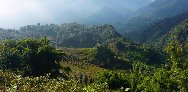 Sapa: De mooiste rijstterrassen van Vietnam