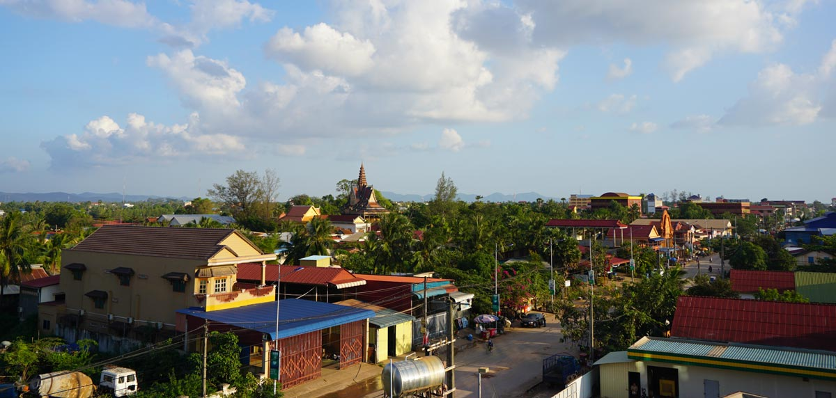 Kampot Cambodja: 5 must do's