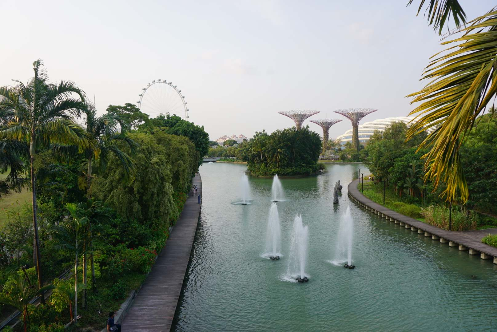 Toffe bezienswaardigheden in Singapore