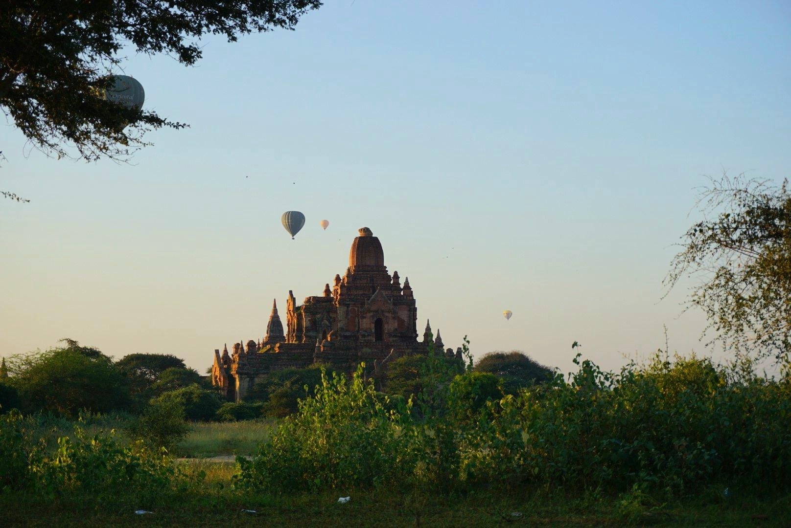 Bagan Myanmar – Handigste info en tips