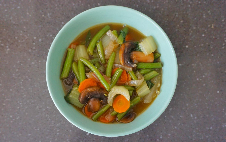Cap Cay Recept: Indonesische gemengde groenten