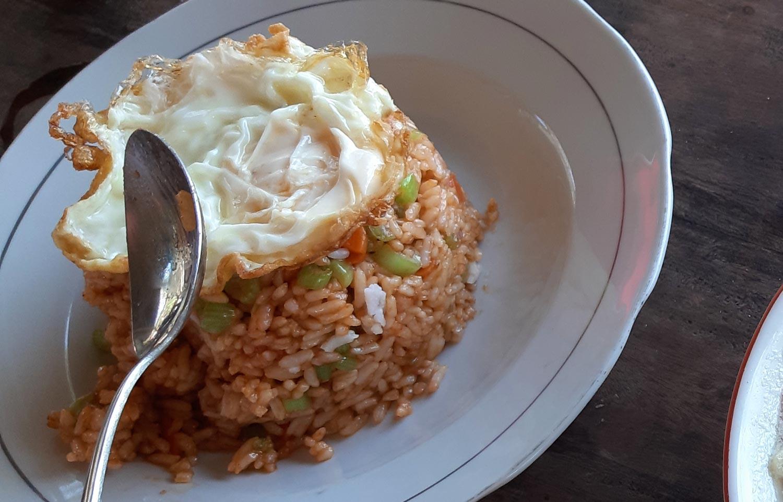 Nasi Goreng Recept: Indonesische gefrituurde rijst