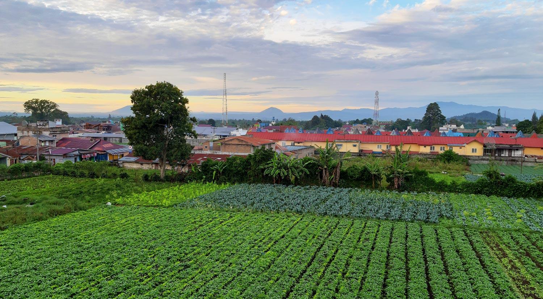 Berastagi, Sumatra – Bezienswaardigheden en Tips