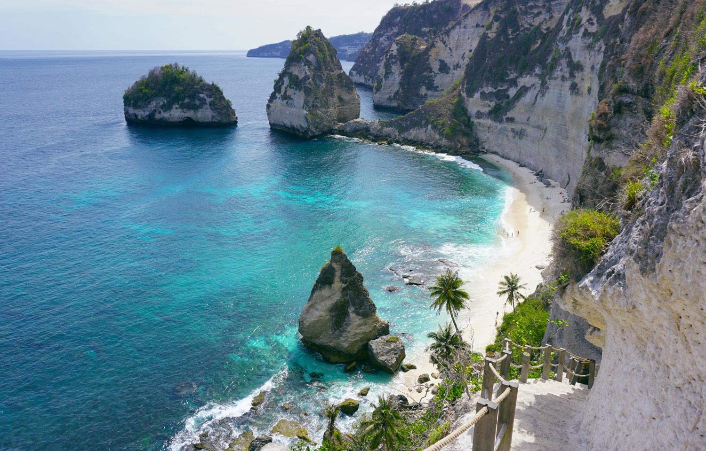 Nusa eilanden Bali: Nusa Penida of Nusa Lembongan?
