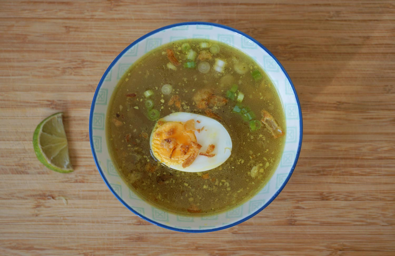 Soto Ayam – Indonesische Kippensoep