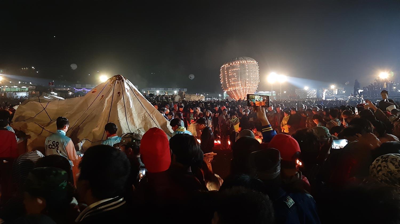 Taunggyi Balloon Festival Myanmar – Bizar & Bijzonder!