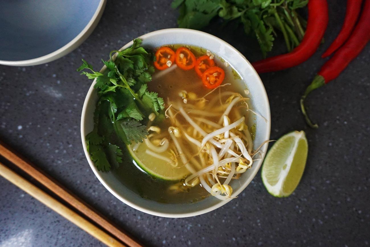 Pho Bo Recept – Vietnamese Rundvleessoep