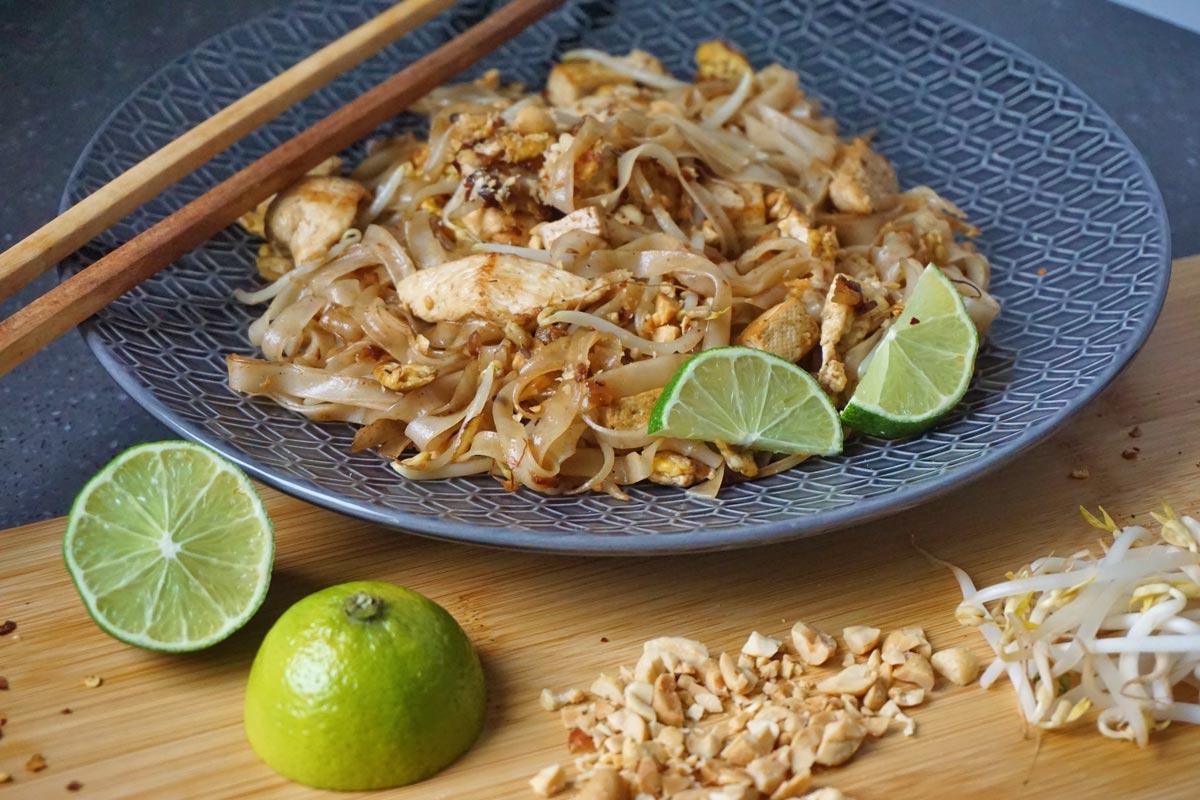 Pad Thai – Super simple Thai recipe